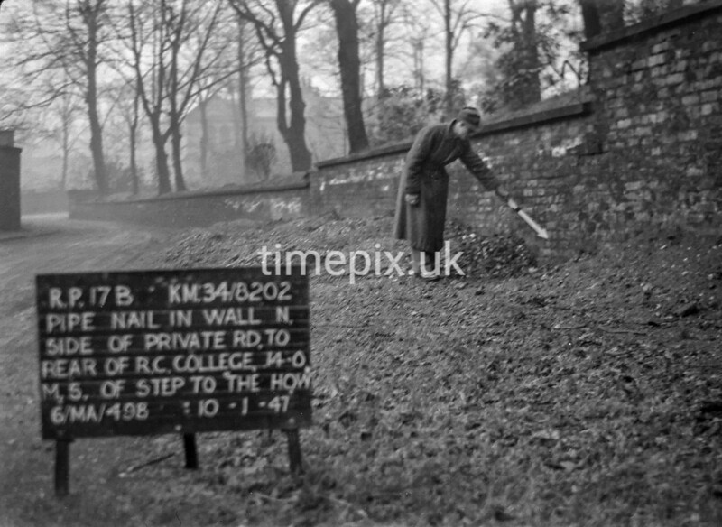 SD820217B, Ordnance Survey Revision Point photograph in Greater Manchester