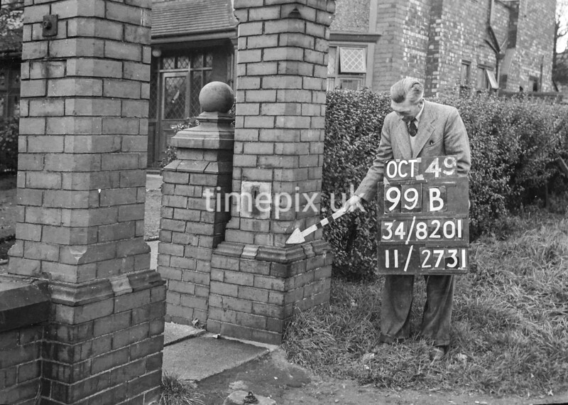 SD820199B, Ordnance Survey Revision Point photograph in Greater Manchester