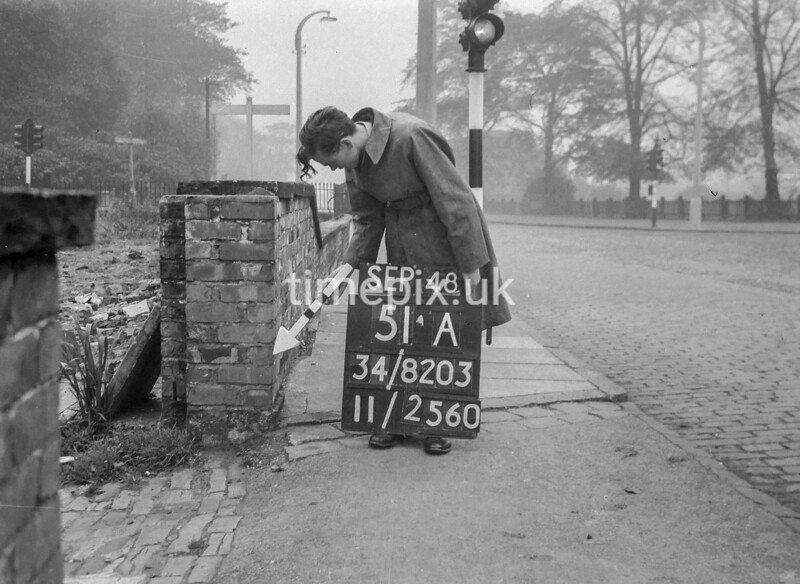 SD820351A1, Ordnance Survey Revision Point photograph in Greater Manchester