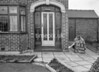 SD760256B, Ordnance Survey Revision Point photograph in Greater Manchester