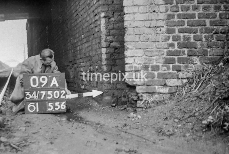 SD750209A, Ordnance Survey Revision Point photograph in Greater Manchester