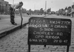 SD770166B, Ordnance Survey Revision Point photograph in Greater Manchester