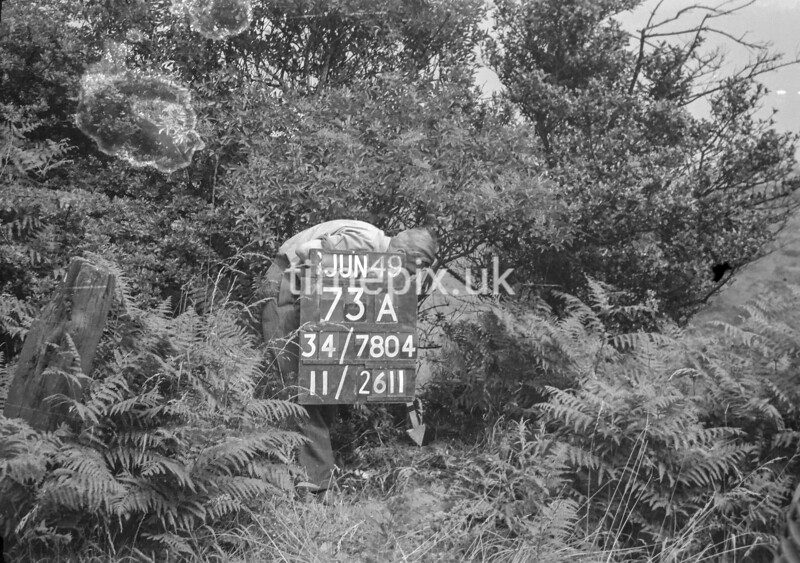 SD780473A, Ordnance Survey Revision Point photograph in Greater Manchester