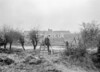 SD810587W, Ordnance Survey Revision Point photograph in Greater Manchester