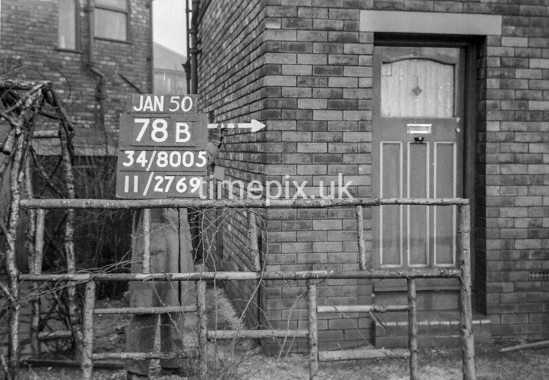 SD800578B, Ordnance Survey Revision Point photograph in Greater Manchester