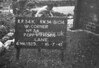 SD810434K, Ordnance Survey Revision Point photograph in Greater Manchester