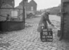 SD790698L, Ordnance Survey Revision Point photograph in Greater Manchester