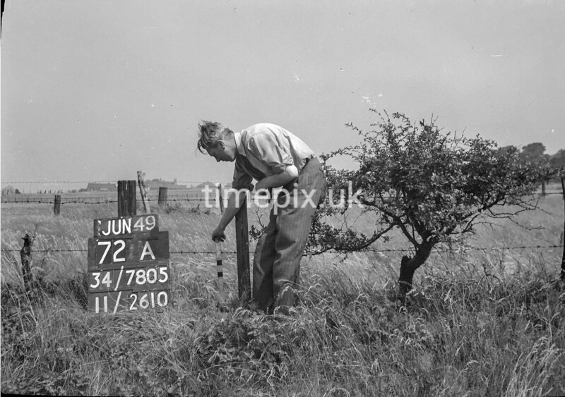 SD780572A, Ordnance Survey Revision Point photograph in Greater Manchester
