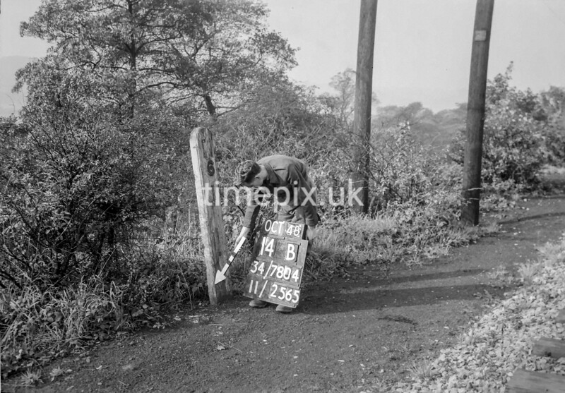 SD780414B, Ordnance Survey Revision Point photograph in Greater Manchester