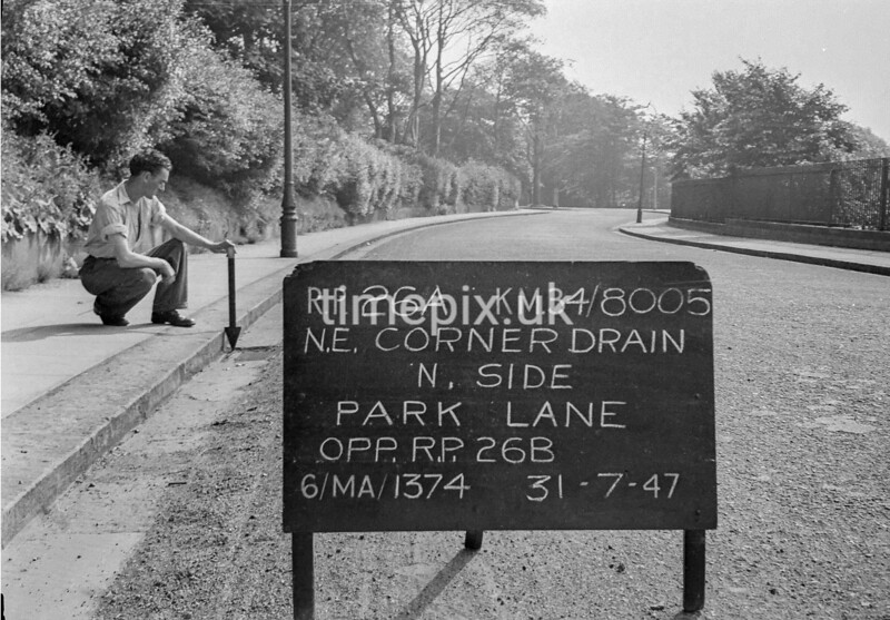SD800526A, Ordnance Survey Revision Point photograph in Greater Manchester