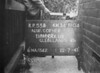 SD810453B, Ordnance Survey Revision Point photograph in Greater Manchester