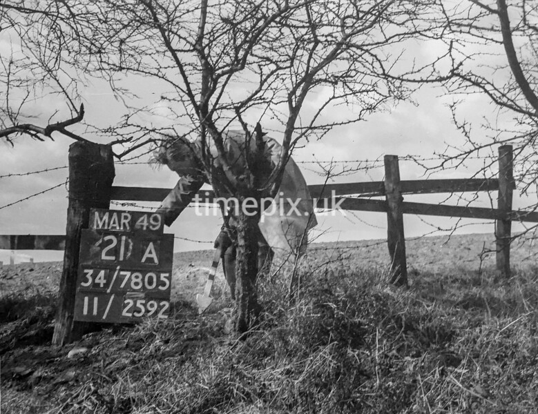 SD780521A, Ordnance Survey Revision Point photograph in Greater Manchester