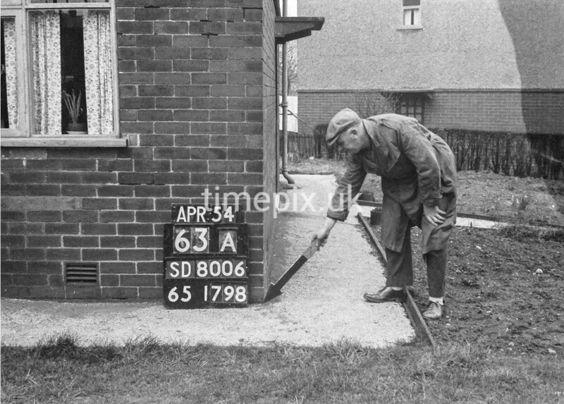 SD800663A, Ordnance Survey Revision Point photograph in Greater Manchester