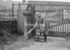 SD790698K, Ordnance Survey Revision Point photograph in Greater Manchester