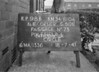SD810498B, Ordnance Survey Revision Point photograph in Greater Manchester