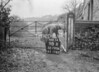 SD790698R, Ordnance Survey Revision Point photograph in Greater Manchester