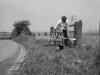 SD560603L, Ordnance Survey Revision Point photograph in Greater Manchester