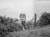 SD550600A, Ordnance Survey Revision Point photograph in Greater Manchester