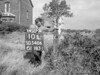 SD540610L, Ordnance Survey Revision Point photograph in Greater Manchester