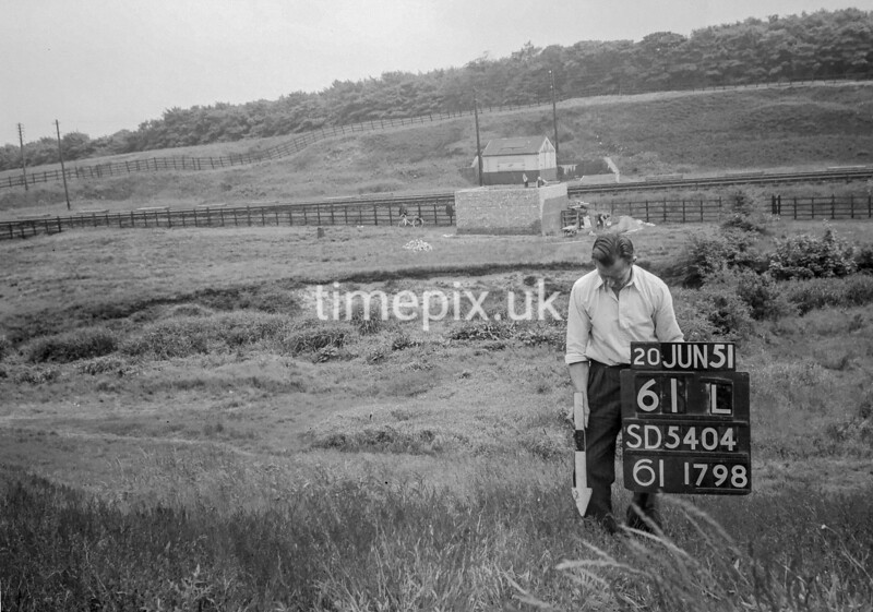 SD540461L, Ordnance Survey Revision Point photograph in Greater Manchester