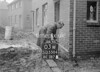 SD550403W, Ordnance Survey Revision Point photograph in Greater Manchester