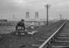 SD570329L, Ordnance Survey Revision Point photograph in Greater Manchester