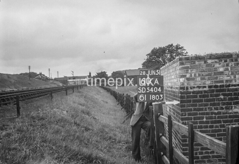 SD540460A, Ordnance Survey Revision Point photograph in Greater Manchester