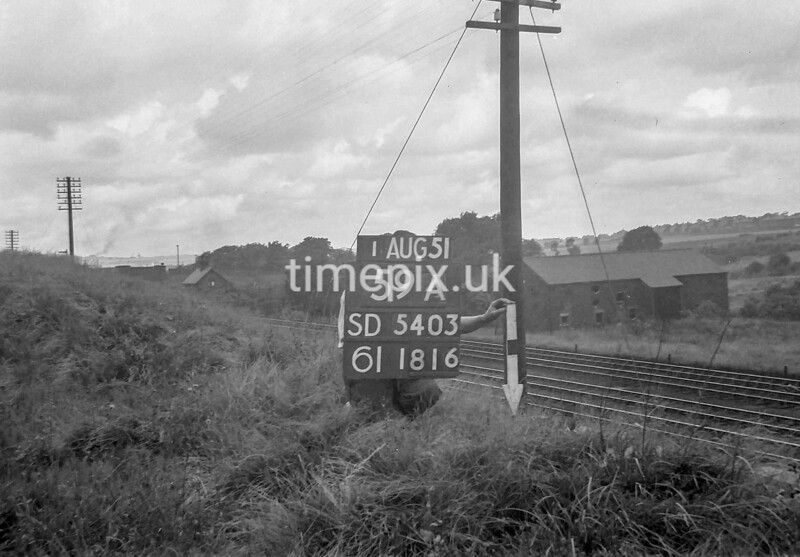 SD540359A, Ordnance Survey Revision Point photograph in Greater Manchester