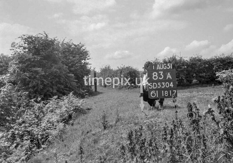 SD530483A, Ordnance Survey Revision Point photograph in Greater Manchester