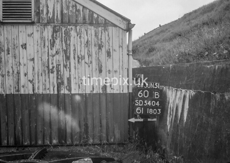 SD540460B, Ordnance Survey Revision Point photograph in Greater Manchester