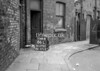 SD570586L, Ordnance Survey Revision Point photograph in Wigan