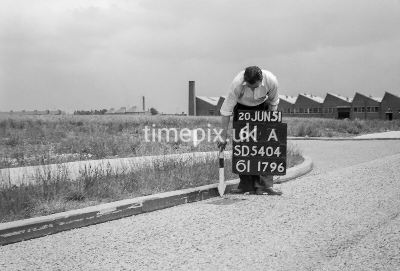 SD540461A, Ordnance Survey Revision Point photograph in Greater Manchester