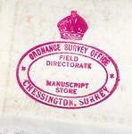 OS stamp Manuscript Store  red-4