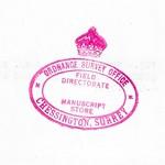 OS stamp Manuscript Store red-3