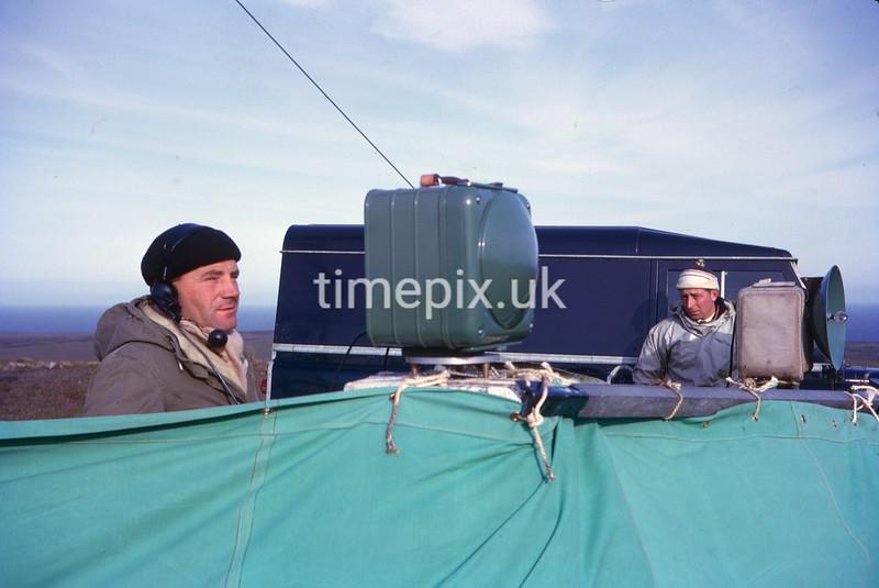 Near John O' Groats, Ordnance Survey retriangulation of GB , 1964