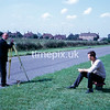 Near Boston, Lincolnshire, Ordnance Survey surveying in 1964