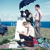Ordnance Survey retriangulation of GB at Red Head, Eday, Orkney in 1961