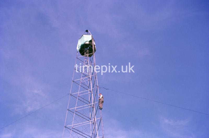 South Wold, Ordnance Survey retriangulation of GB, 1962