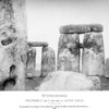 Earliest sequence of photographs of Stonehenge taken in 1867
