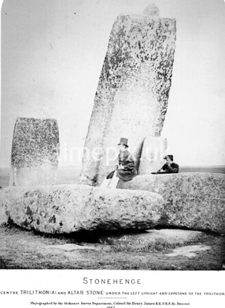 06 / 2018 - Stonehenge: The earliest photo sequence