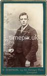 StonelyPhoto09, 1890s carte de visite by W Simpson of Liverpool