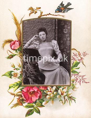 Page 1, Dr Robert Grenville Buckby's photograph album
