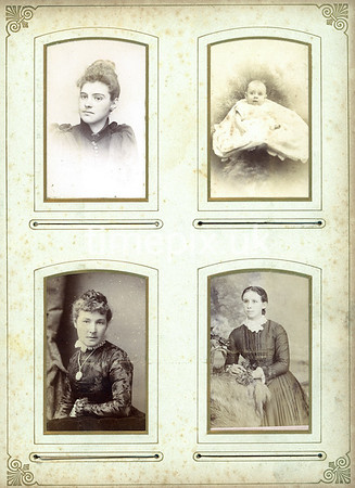Page 19, Dr Robert Grenville Buckby's photograph album