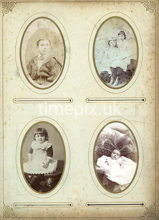Page 11, Dr Robert Grenville Buckby's photograph album