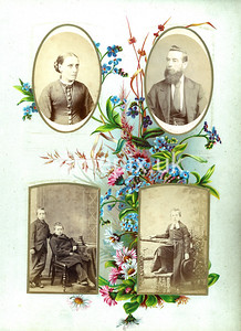 Victorian Studio Photographs