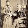 DrBuckby06F, 1890s cabinet card by H R Willett of Bristol