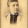 DrBuckby65F, 1890s cabinet card by G Caldwell of Nottingham