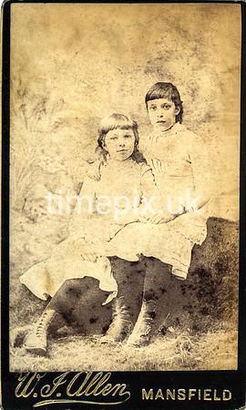 DrBuckby22F, 1880s carte de visite by William Joseph Allen