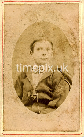DrBuckby21F, 1870s carte de visite by unknown photographer