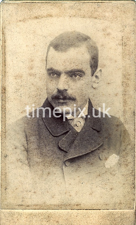 DrBuckby48F, Carte de visite by unknown photographer